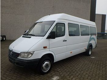 Turistinis autobusas Mercedes-Benz Sprinter 413 CDI + Manual + 20 Seats