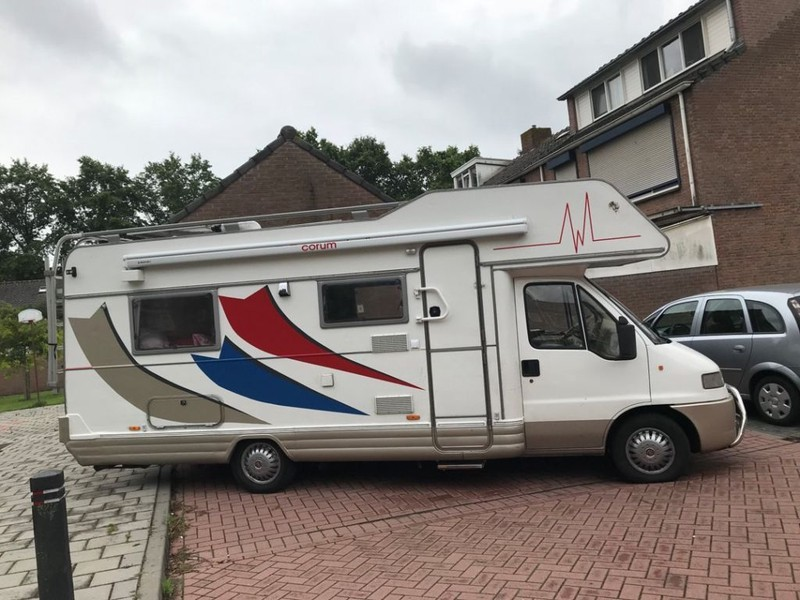 2020 Mobile Home.Kemperis Fiat Camper 6 Pers Full Option Apk Tot 2020 3961836