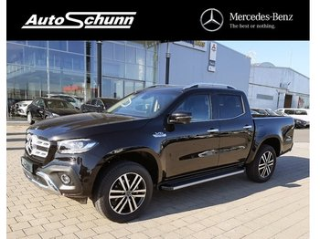 Pikapas MERCEDES-BENZ X 350 d 4Matic POWER-STYLE-WINTER-COMAND-KEYLESS