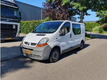 Renault Trafic 1.9 dCi 6 pers. dubbel cabine, marge - furgonas
