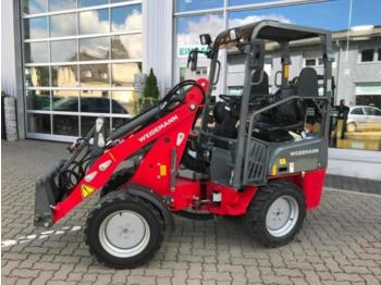 Weidemann 1140 - mini ekskavatorius