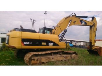 CATERPILLAR CAT 336D LN - vikšrinis ekskavatorius