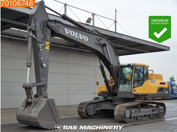 Vikšrinis ekskavatorius Volvo EC350 D L NEW UNUSED - CE MACHINE - EC380