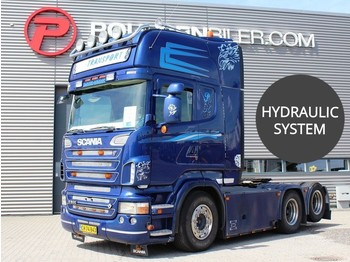 Scania R500 6x2 3100mm hydr. - vilkikas